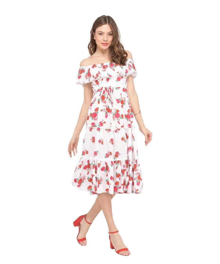 Floral print dress J98 Sale - Miss June