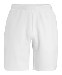 Brilliant white sport shorts