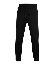 Black beauty track trousers