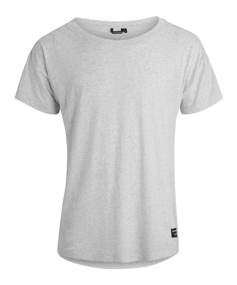 Breeze off-white cotton blend T-shirt Sale - bjorn borg