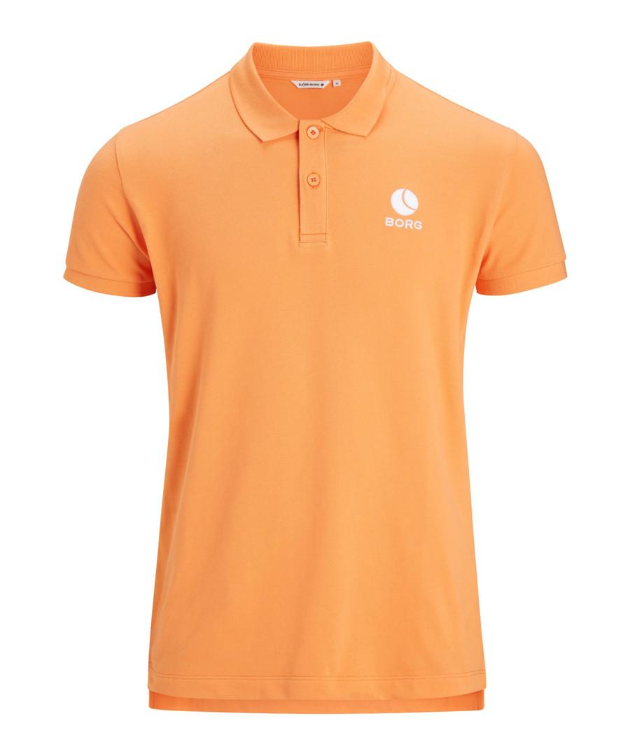 Nectarine pure cotton polo shirt Sale - bjorn borg