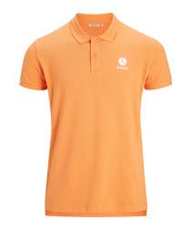 Nectarine pure cotton polo shirt