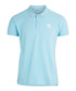Crystal blue pure cotton polo shirt Sale - bjorn borg Sale