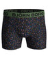 2pc Navy palm print boxer set Sale - bjorn borg Sale