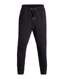 Black beauty pure cotton joggers