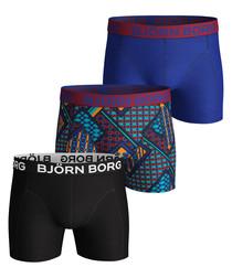 3pc Le Louvre boxer set
