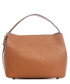 Toce cognac leather padlock bag Sale - lia biassoni Sale