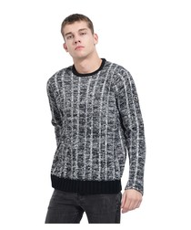 Heather long sleeved sweater TWISTER