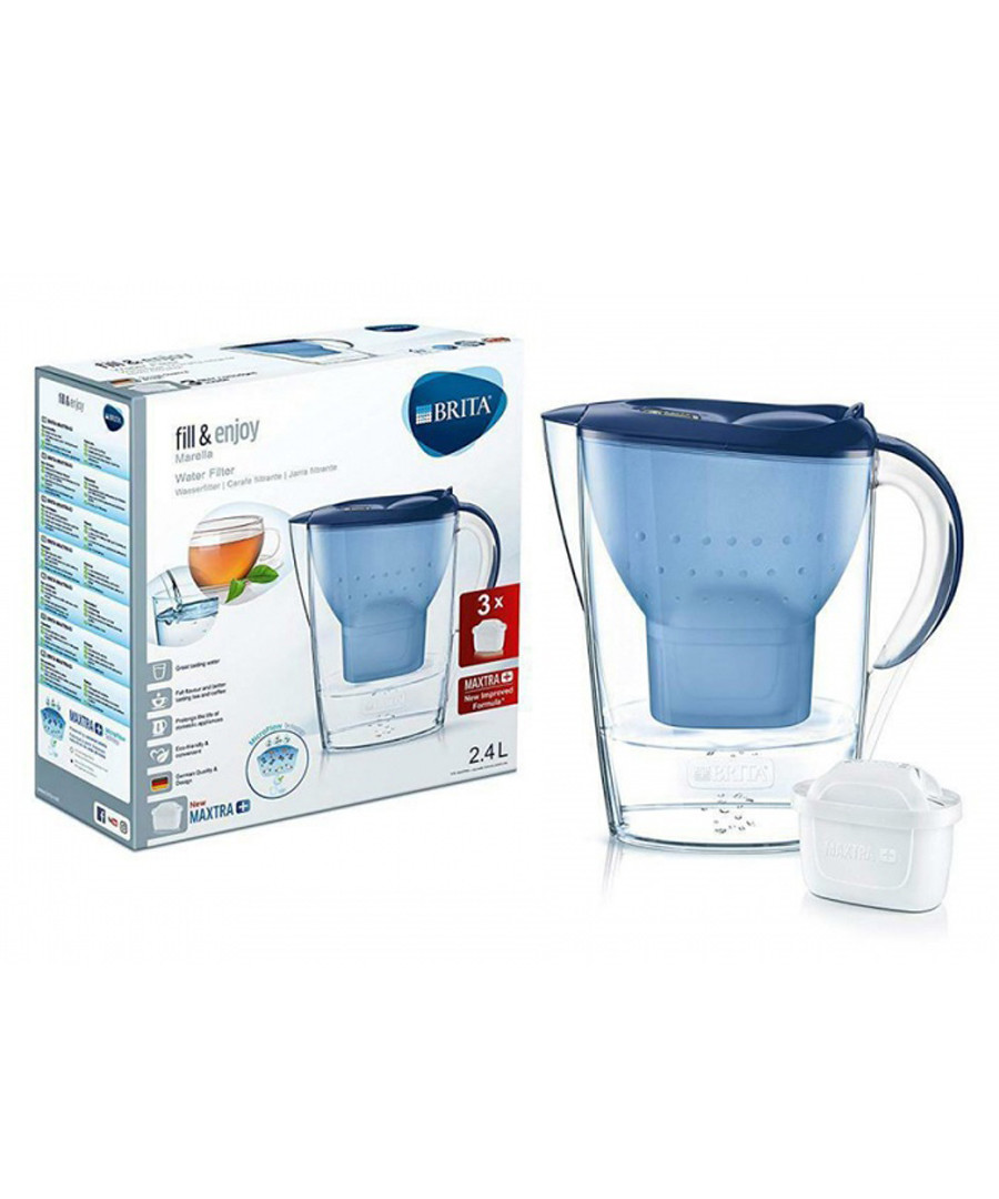 Elemaris blue filter jug Sale - brita