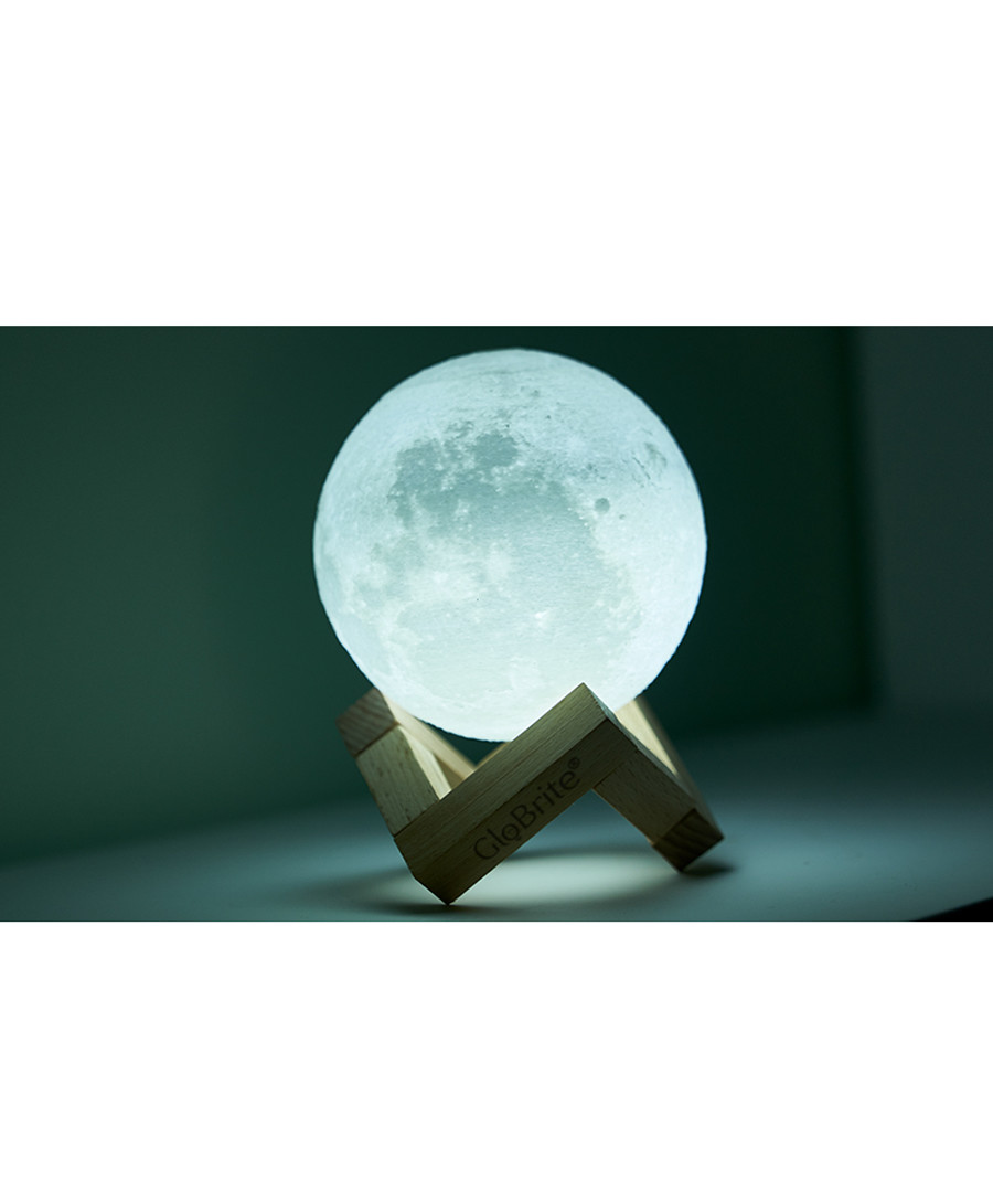2pc Globrite touch control LED moon lamp Sale - dynergy