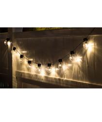 1pc solar retro bulbs string of 10