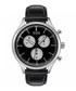 Black leather chrono watch Sale - hugo boss Sale