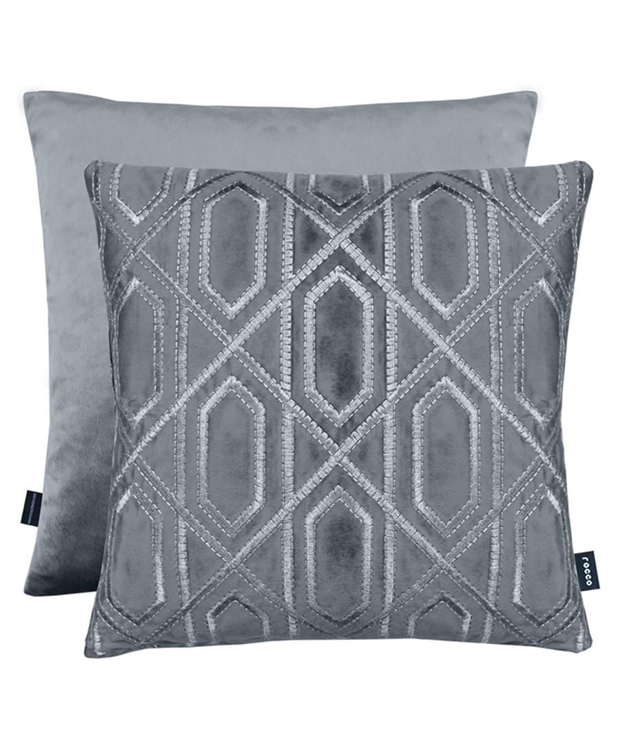 Chelsea grey cushion 43cm Sale - ROCCO
