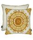 Lombok ochre cushion 43cm Sale - ROCCO Sale
