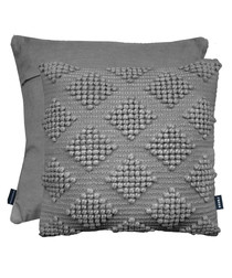 Tranquil grey cushion 43cm