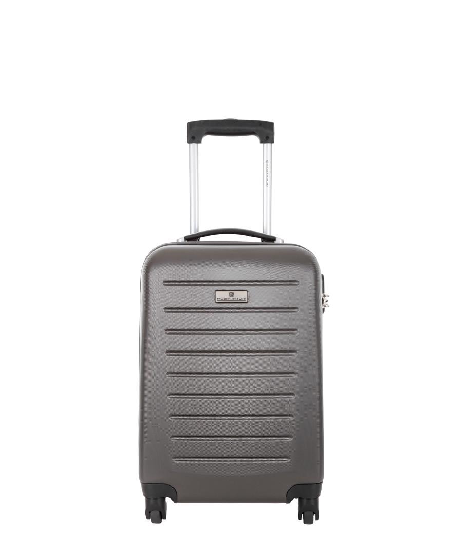 guild grey cabin suitcase 50cm Sale - platinium