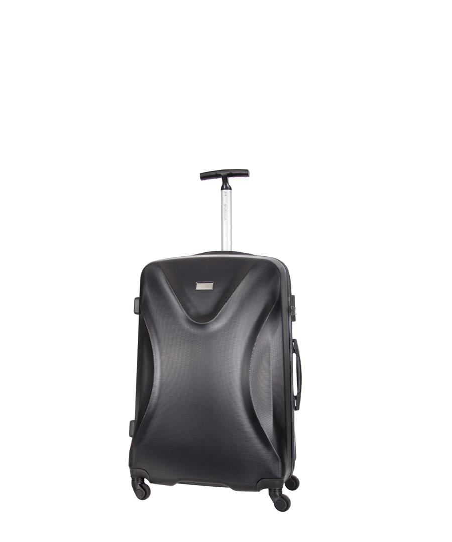 athenes black cabin luggage suitcase Sale - platinium