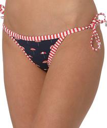 Indigo Riviera Brazilian bikini briefs