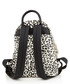Snow leopard print backpack Sale - dune Sale