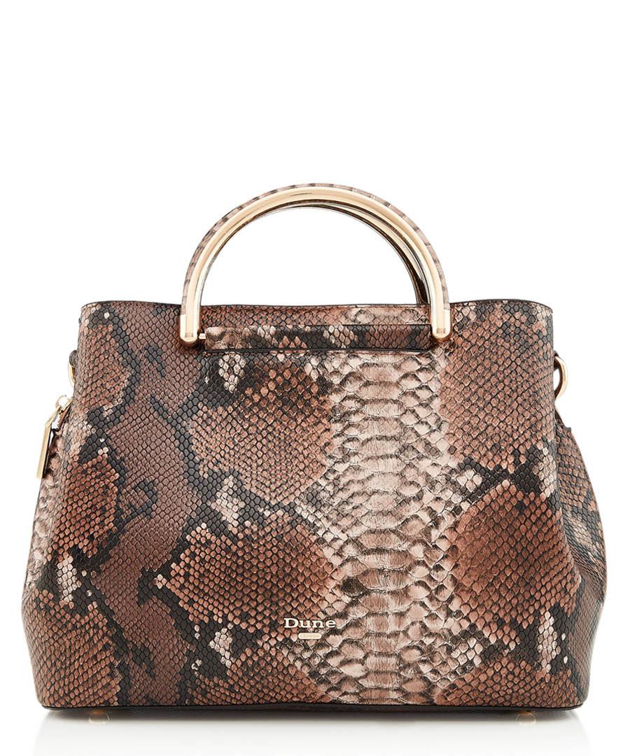 Mink snake effect grab bag Sale - dune