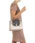 Ticinese beige snake-effect leather bag Sale - mia tomazzi Sale