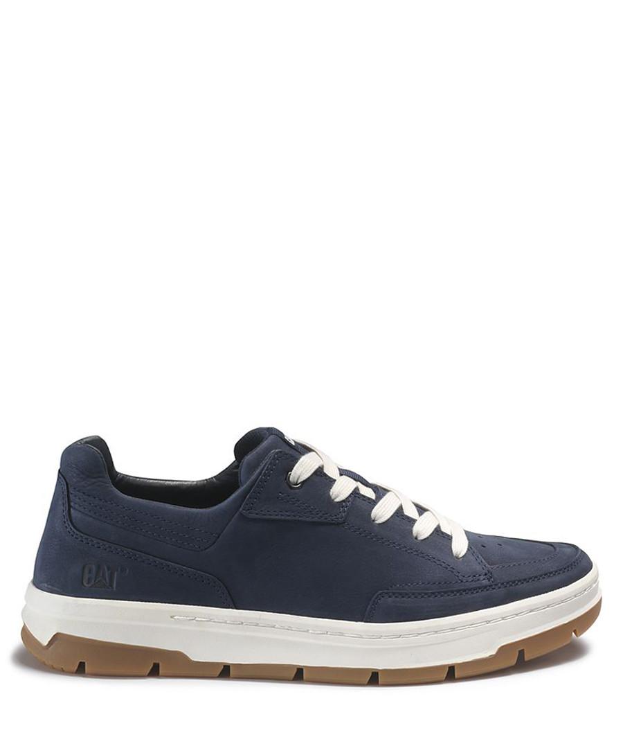 Fontana blue suede sneakers Sale - cat