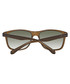 Dark green & grey sunglasses Sale - ted baker Sale