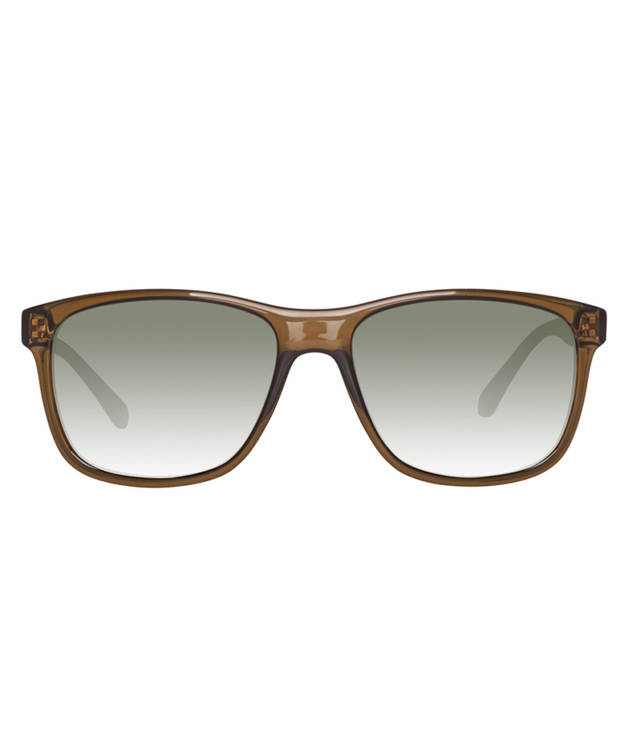 Dark green & grey sunglasses Sale - ted baker
