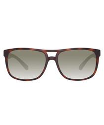 Havana & grey sunglasses