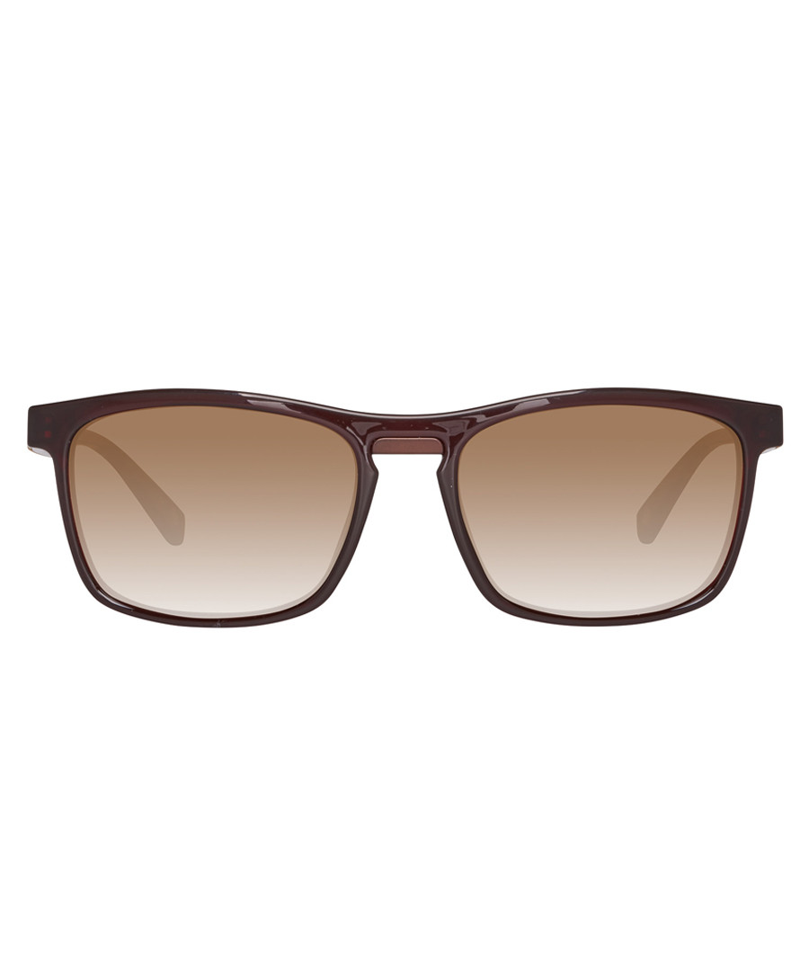 Brown & gold-tone sunglasses Sale - ted baker