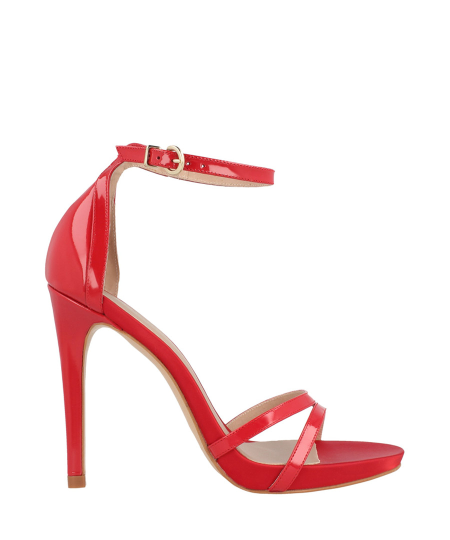red patent leather stiletto heels Sale - roberto botella