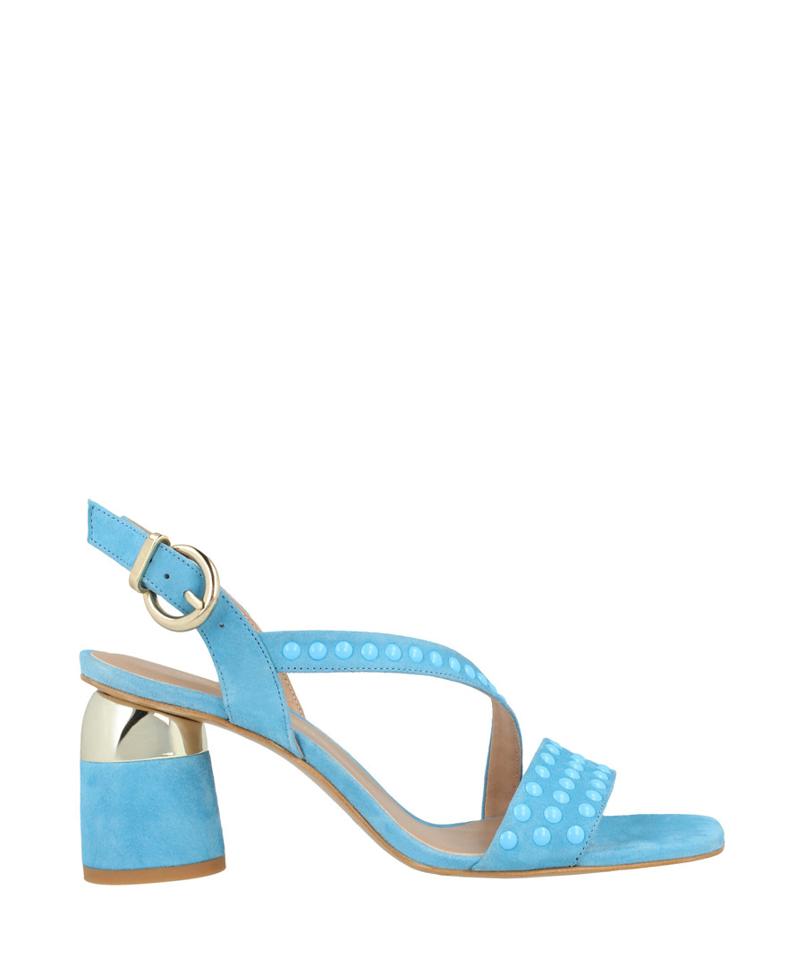 Sky leather crossover sandals Sale - roberto botella