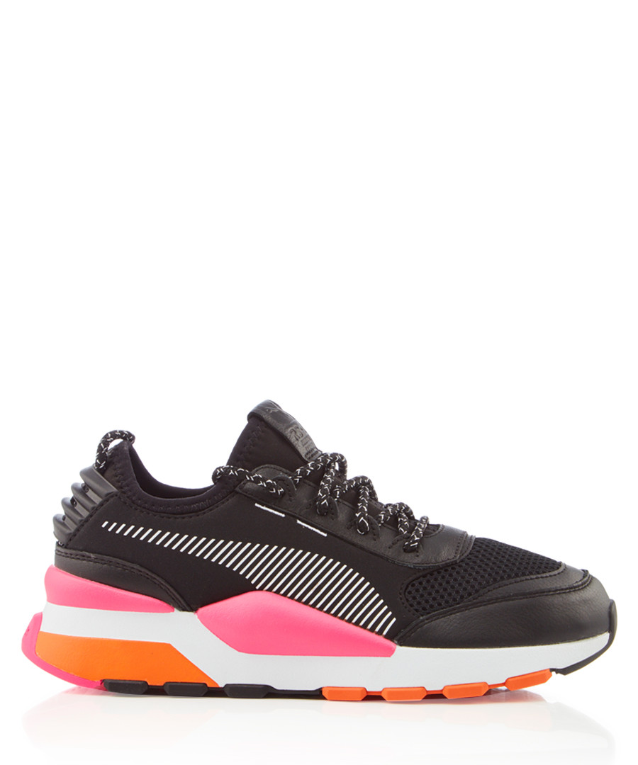 RS-0 Play black & pink sneakers Sale - puma