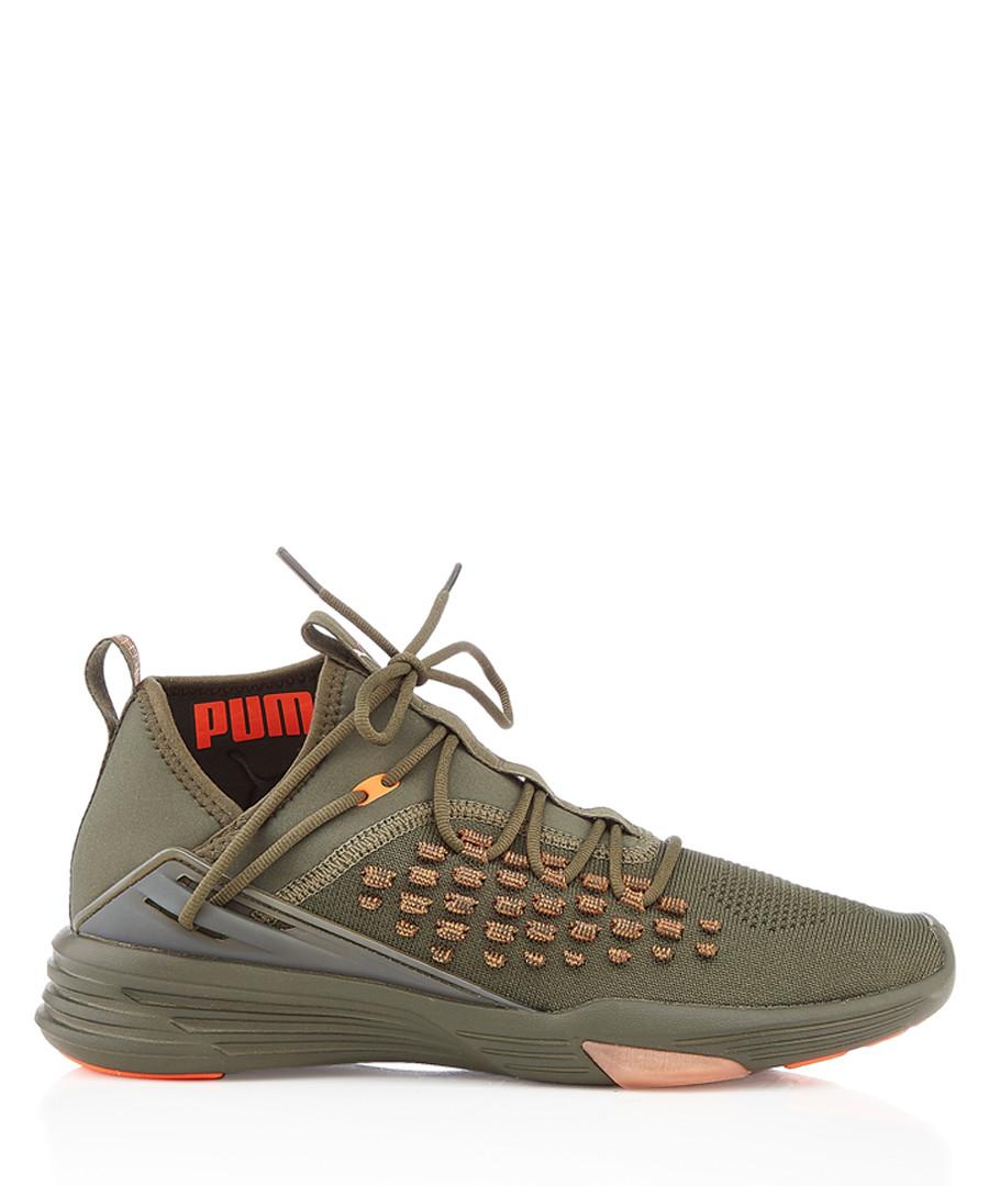 Mantra Fusefit Unrest khaki sneakers Sale - puma