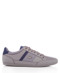 Chaymon grey panel sneakers