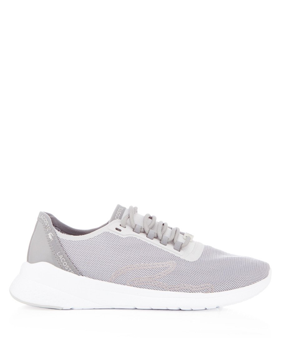LT Fit grey lightweight sneakers Sale - lacoste