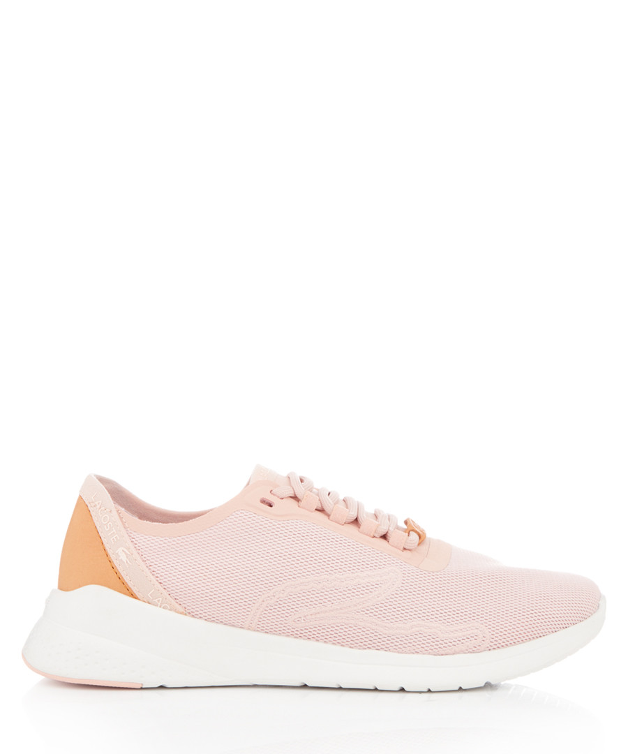 LT Fit beige lightweight sneakers Sale - lacoste