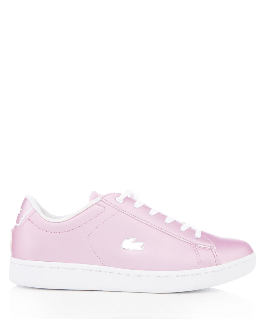 Canaby Evo lilac sneakers Sale - lacoste