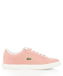 Lerond rose sneakers