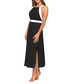 Classique black maxi band dress Sale - Jets Sale