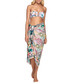 Gypsy pure silk pattern collage sarong Sale - JETS Sale