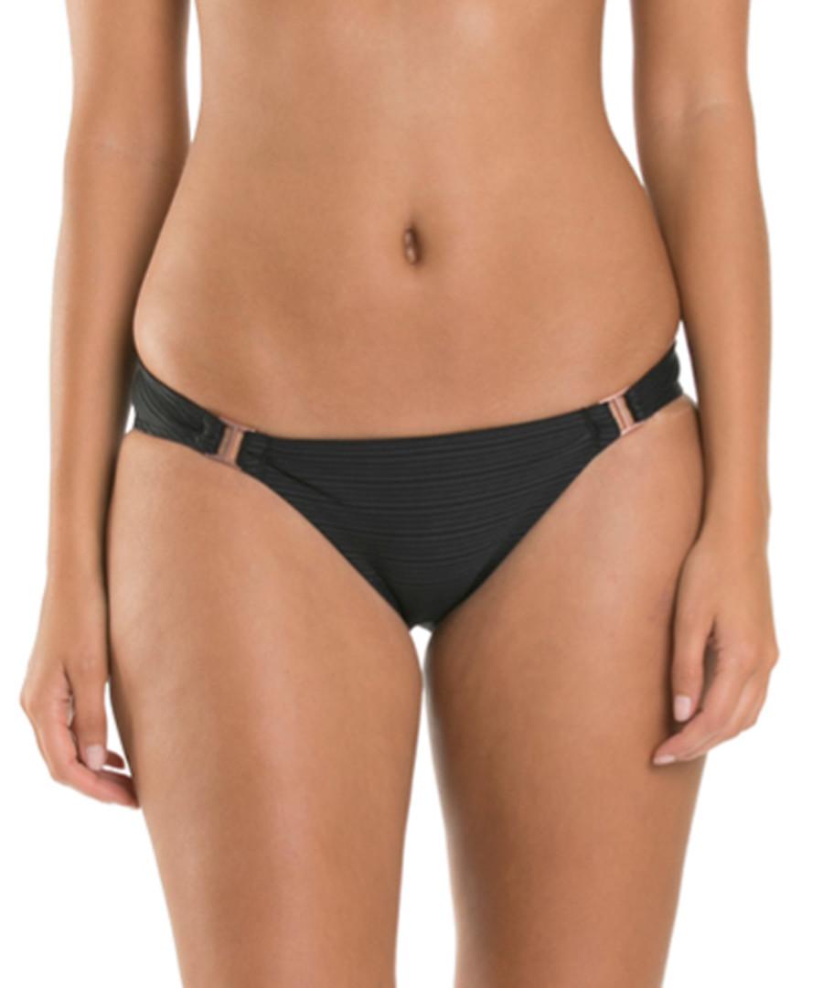 Disposition black bikini briefs Sale - Jets