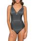 Illusions grey underwire swimsuit Sale - Jets Sale