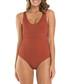 Mirage copper-tone swimsuit Sale - JETS Sale