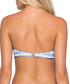 Provence blue bandeau bikini top Sale - Jets Sale