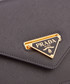 Black saffiano leather crossbody Sale - prada Sale
