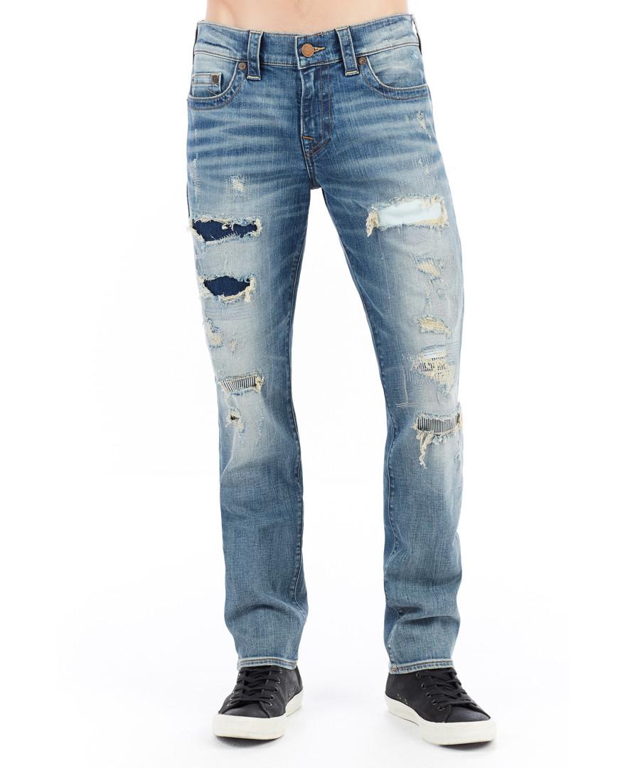 Geno No Flap cotton slim jeans Sale - true religion