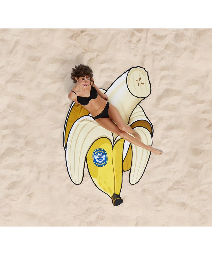 Banana beach blanket Sale - big mouth inc