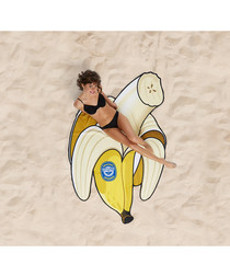 Banana beach blanket