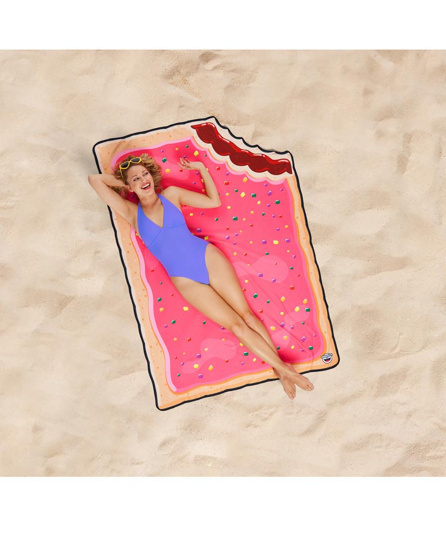 Toaster Tart beach blanket Sale - big mouth inc